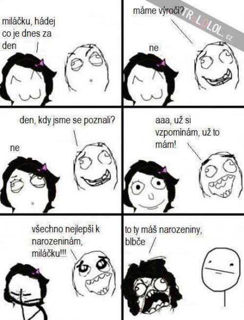 Miláčku | Loupak.cz