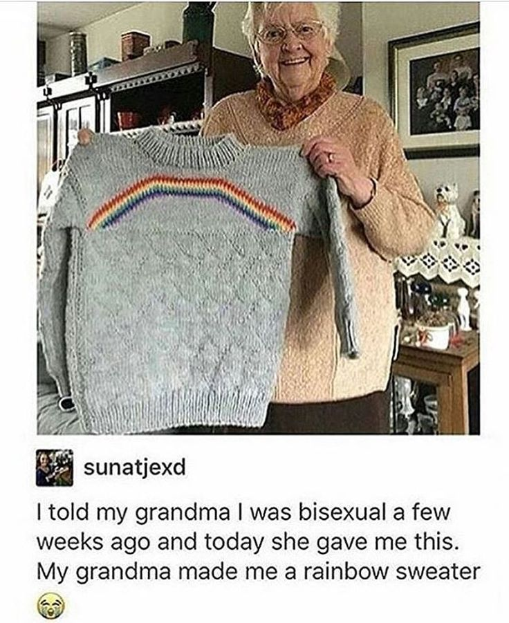 ...Can I have your grandma?