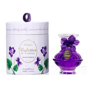 I have always wanted to try real violet perfume!  I smelled it on someone else as a child, and love it.
