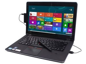 """RENDI IL MONITOR DEL TUO NOTEBOOK TOUCH!! Mediacom Touch pen per windows 8 M-TP8 - per LCD fino a 17"""""""