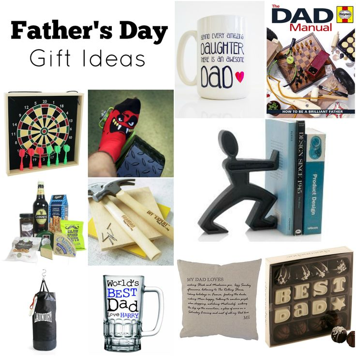 Father's Day Gift Ideas 2015 #men #gifts #fathersday #giftguide