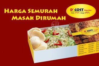 harga menu dcost seafood terbaru di Indonesia