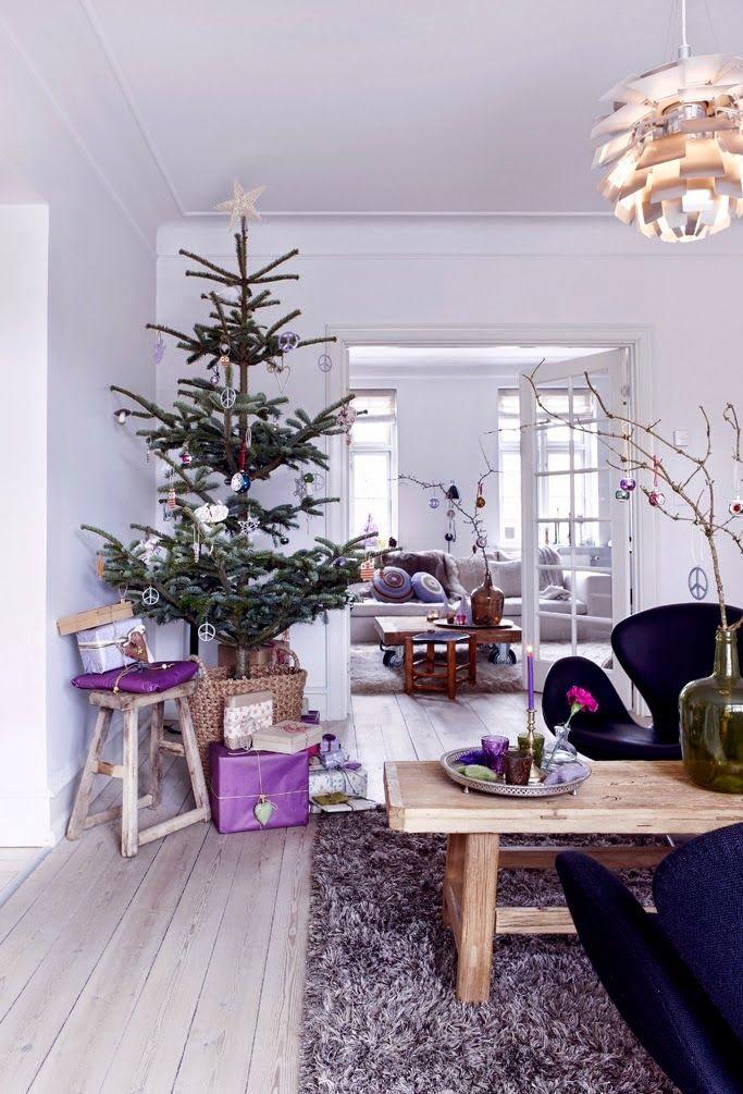 Navidad Púrpura