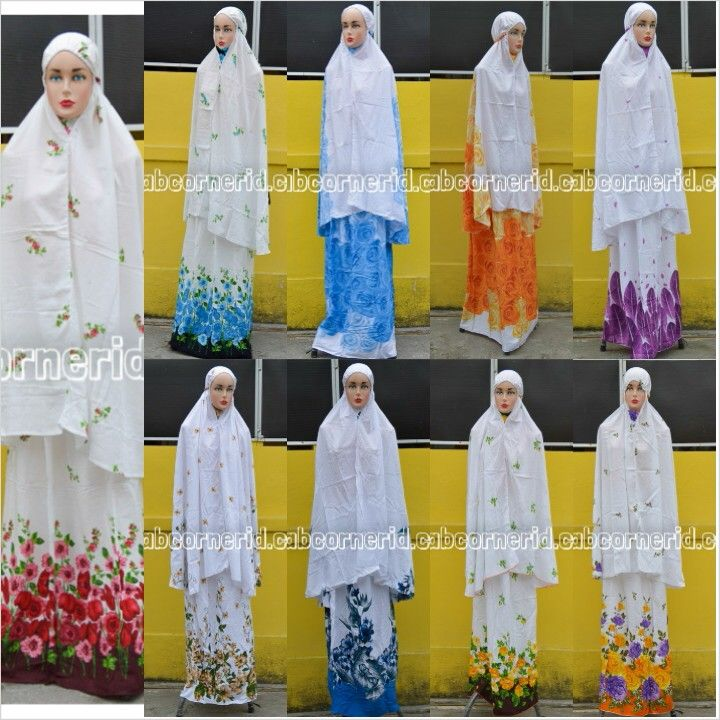 Mukenah bali | New pattern for prayer set collection by http://hijabcornerid.com Good material and pretty pattern then perfecto.