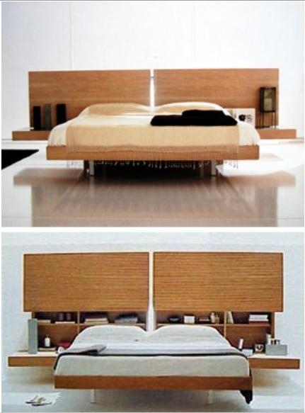 headboard ideas on pinterest diy fence headboard lights and side. Black Bedroom Furniture Sets. Home Design Ideas