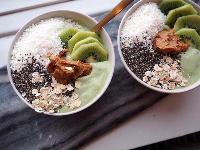 Kiwifruit Breakfast Bowls