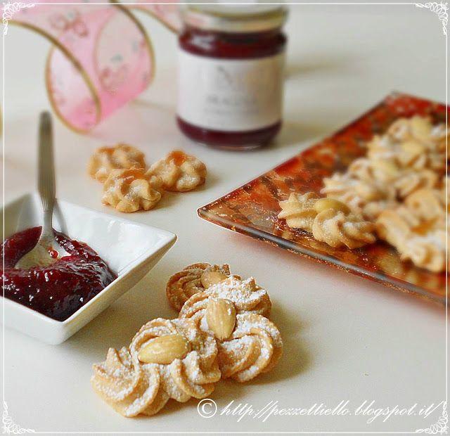 Le Torte di Antonella Cacossa e non solo...: Petits Fours con zucchero di canna