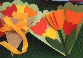 Mother day crafts for kids.   Handmade website