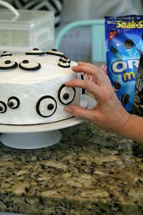 Orio tårta.