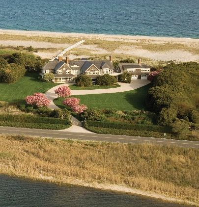 Hamptons house