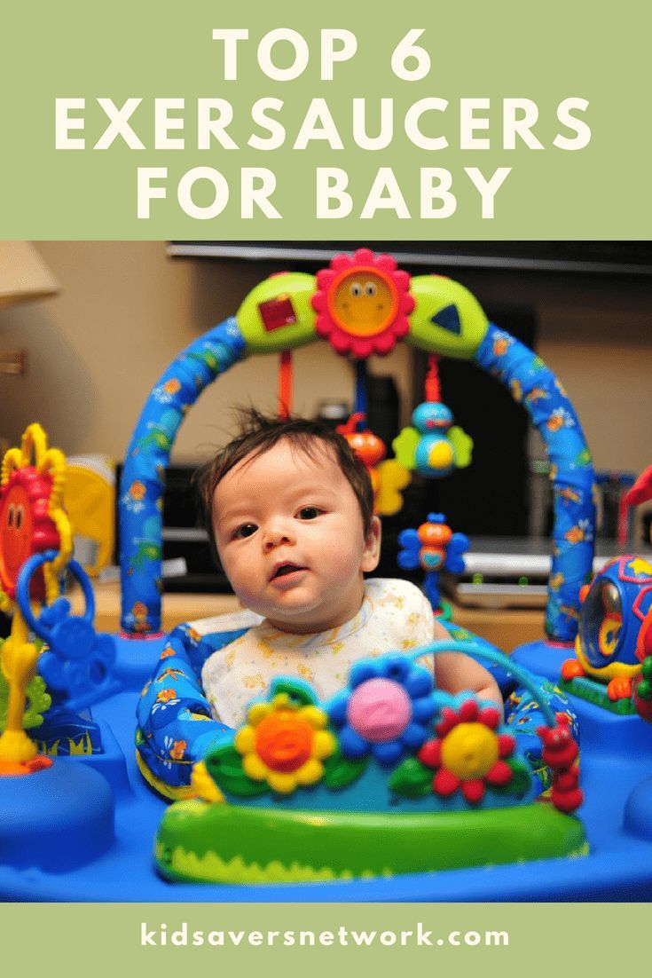 6ef24c1e00a2 The 6 Best Baby Exersaucers for 2018 in 2018