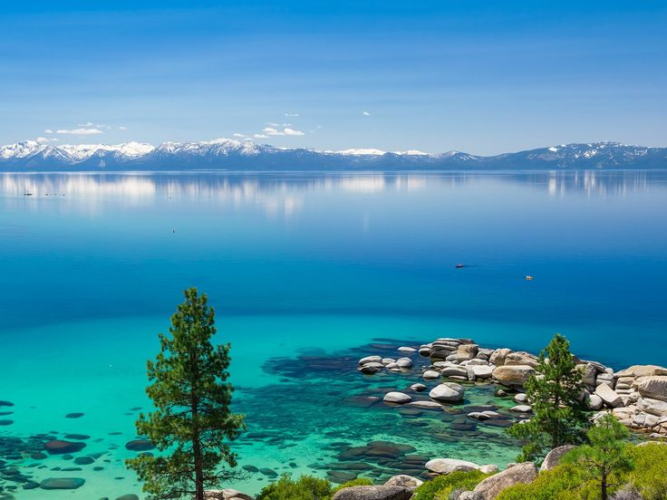 The Most Beautiful Places in California: Lake Tahoe Condé Nast Traveler North Lake Tahoe