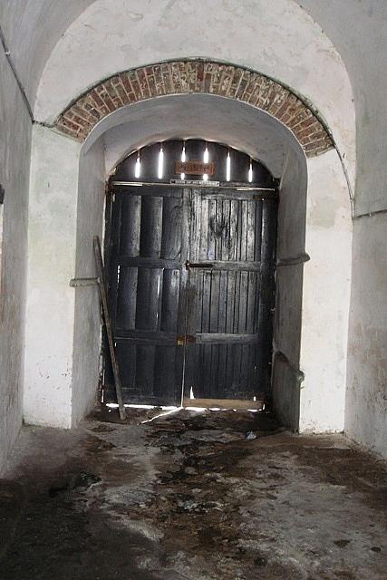 http://www.TravelPod.com - Door of no return by TravelPod member Mpopowich, from Cape Coast, Ghana