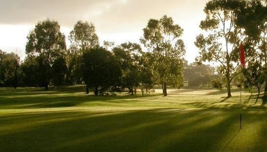 Delight in one of Victoria's Hidden Gems by enjoying 18 holes for two at Midlands Golf Club! This demanding layout is a great place to challenge yourself with a mate. This offer includes a shared motorised cart and a beer each after your round! Normally $100, today just $49! #golf #golfvic