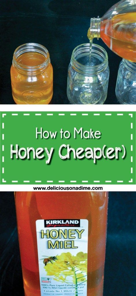 There are so many reasons to want to use honey, but it can be  expensive! Learn how to make honey cheap(er), save money on groceries  and have a pantry full of honey to sweeten up your cooking.  #savemoneyongroceries #honey