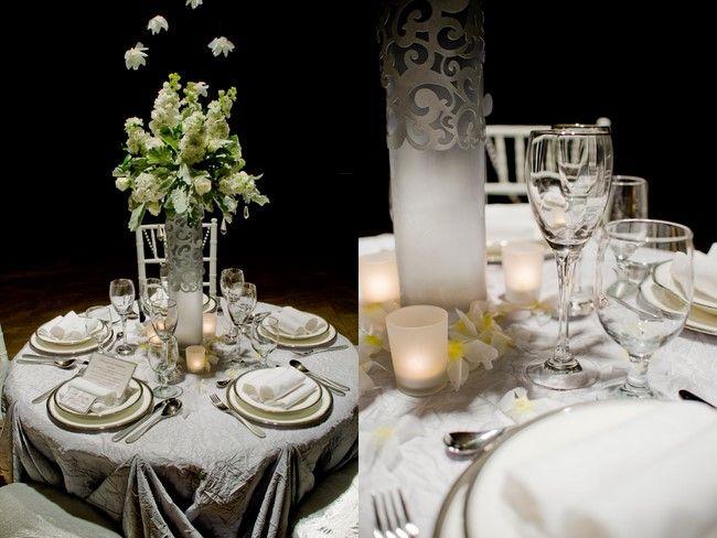 Silver Wedding Anniversary Decorating Ideas