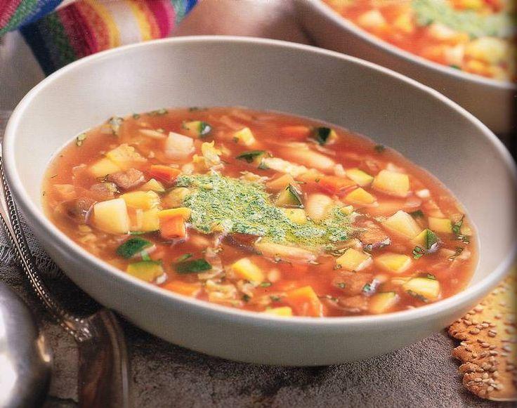 этнических стилях суп из овощной смеси рецепт с фото сегодняшний день