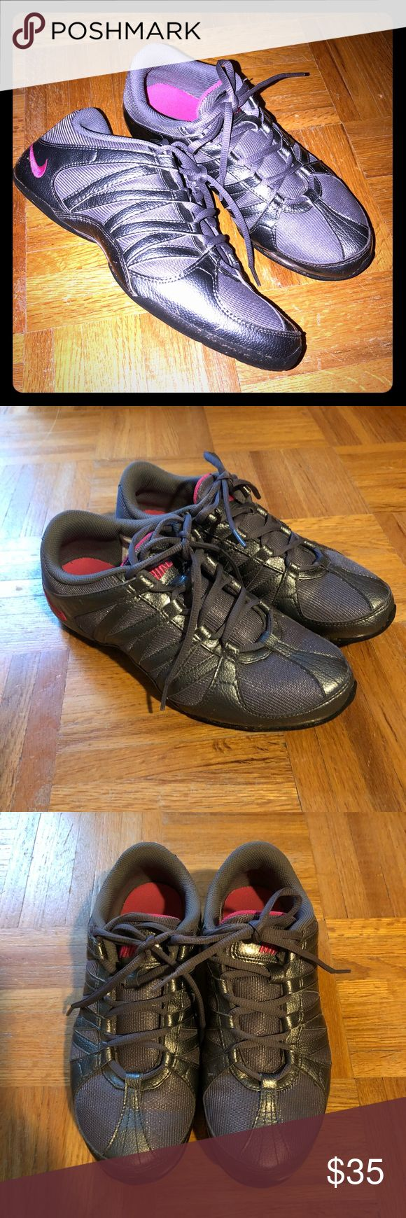 Nike dance shoes 8.5 In great condition. Nike Shoes