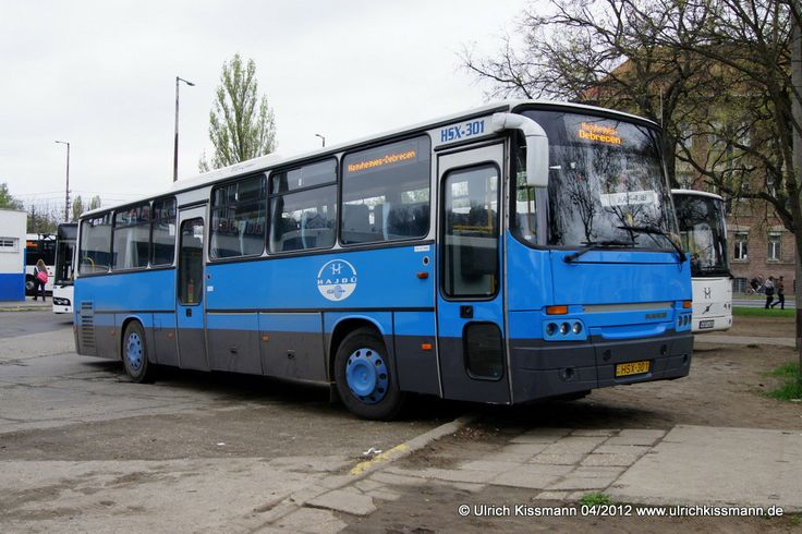 HSX-301 Debrecen Helyközi Autóbusz-Állomás 18.04.2012
