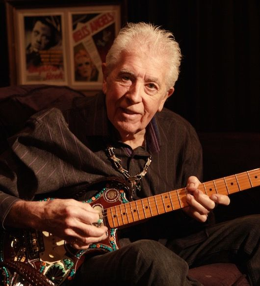 John Mayall Among 2016 Blues Hall of Fame Inductees