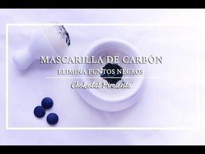 Mascarilla de Carbon Activado | Chokolat Pimienta