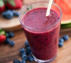 Smoothie e frullati per l'estate