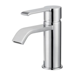 1 and 3 Hole Single Lever Chrome Lavatory Faucet