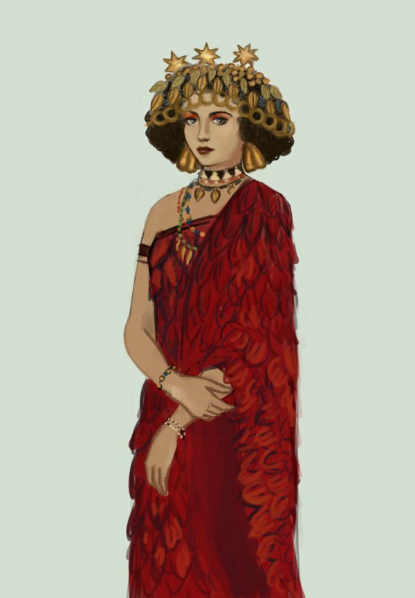 Sumer by Tadarida The problem with Sumerian clothing is ...