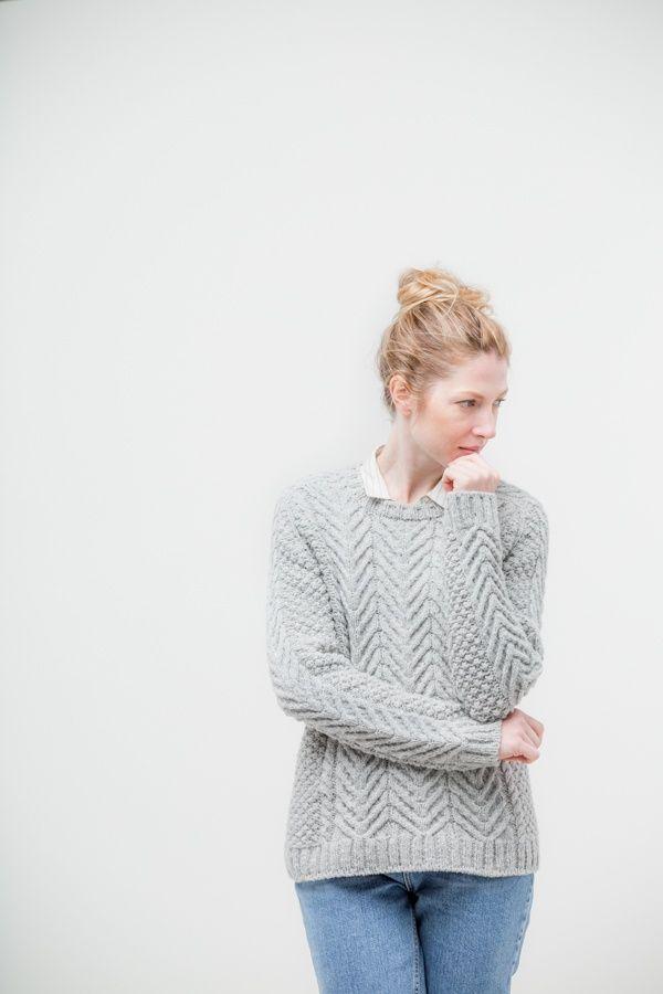 Cordova - Brooklyn Tweed pattern