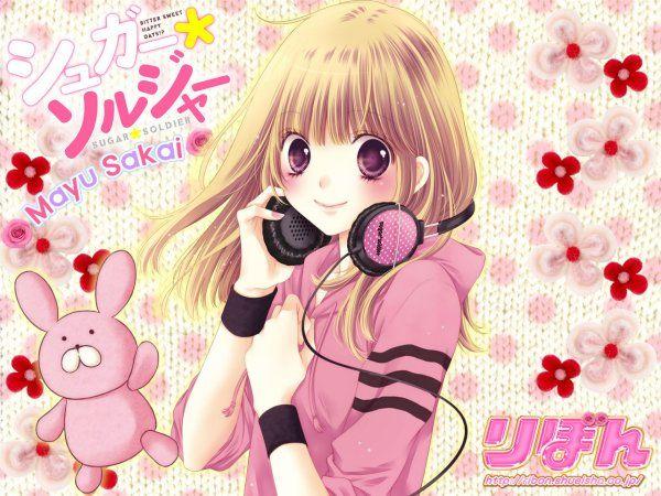 'Sugar Soldier' Manga Getting Anime Adaptation