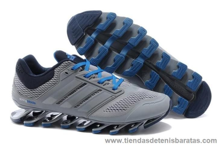 calzado deportivo Springblade Drive-069 Dark Gray / Dark azul / Highland Adidas…