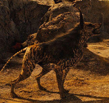 Riddick's Dog - Riddick Wiki - The Chronicles of Riddick