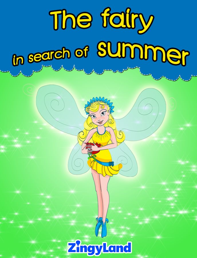 The fairy in search of summer http://youtu.be/cTdUIDF7454