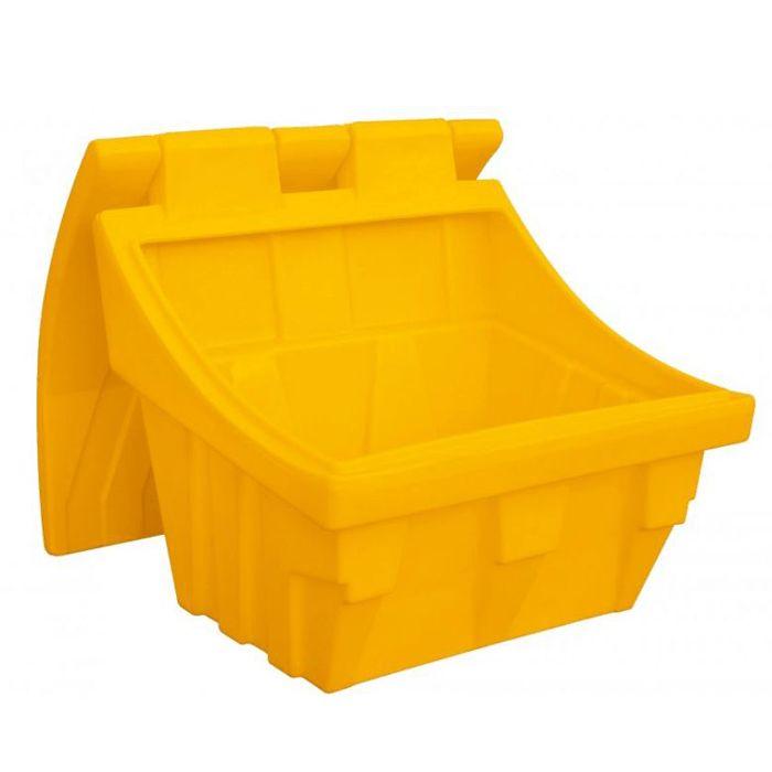 http://www.pojemniki.maxczysto.pl/kingspan/pojemniki-na-piasek-i-sol/pojemnik-na-piasek-i-sol-150kg Pojemnik na Piasek i sól 150kg .Trwałość Pojemników na piasek i sól - Mocna i sztywna konstrukcja oraz użyty do produkcji