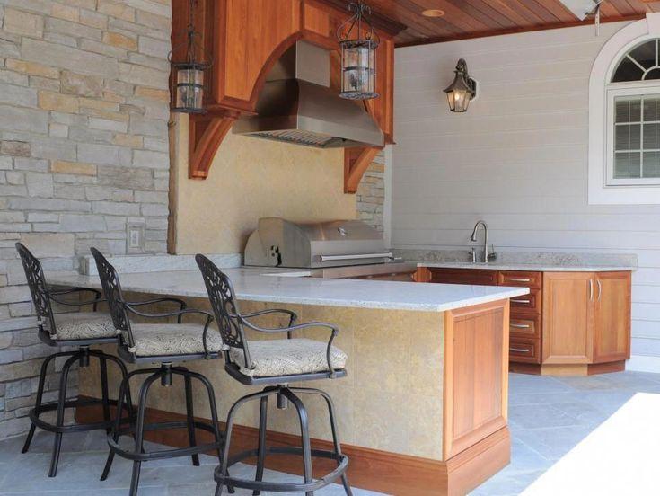 """Erfahren Sie mehr über """"Outdoor-Küchenarbeitsplatten Grillbereich"""". Schauen Sie sich unsere Seite an. #outdoorkitchencountertopsgrillarea"""