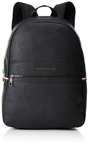 Tommy Hilfiger - Essential Backpack, Mochilas Hombre, Bla... https://www.amazon.es/dp/B072KH4CQ9/ref=cm_sw_r_pi_dp_U_x_lJWCAbHFSZ7CM