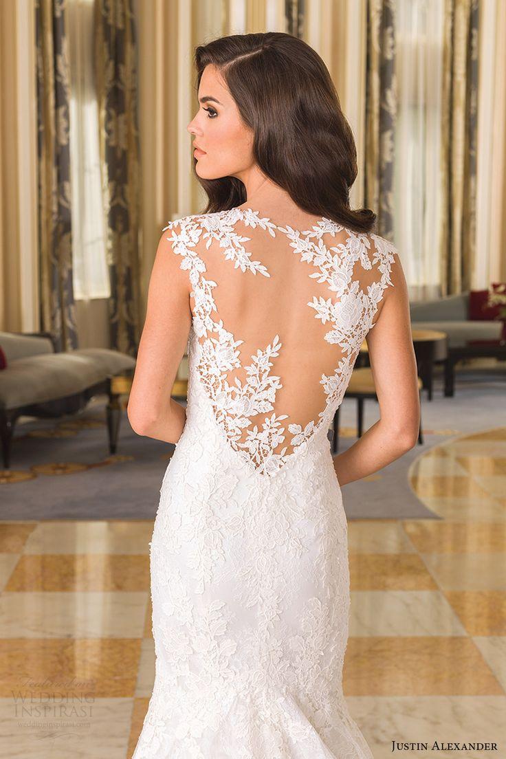 best 25 lace back wedding dress ideas on pinterest