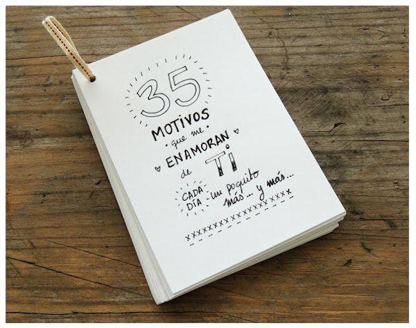 17 mejores ideas sobre regalos para mi novio en pinterest - Regalos a mano ...