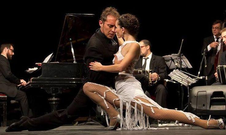 """La Pampa: Taller de tango """"milonguero"""" y """"canyengue"""""""