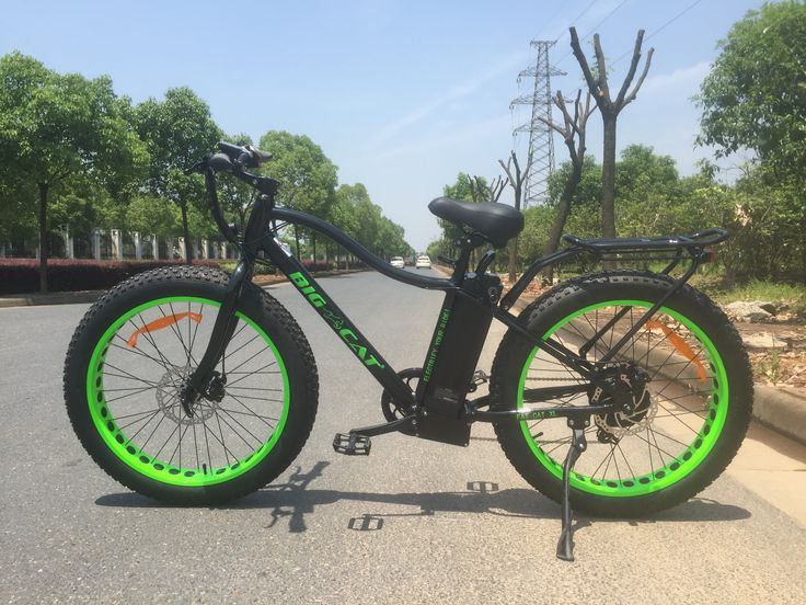 9 Best Big Cat Fat Cat Xl 500 Ebike Images On Pinterest Electric