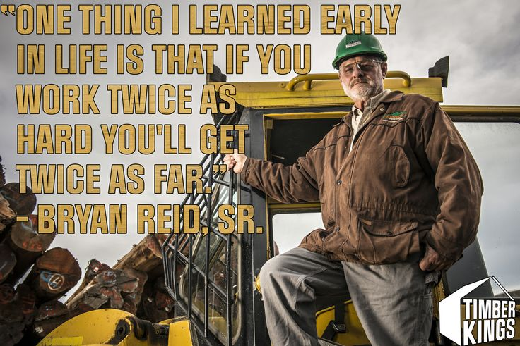 Words to live by from Bryan Reid, Sr.