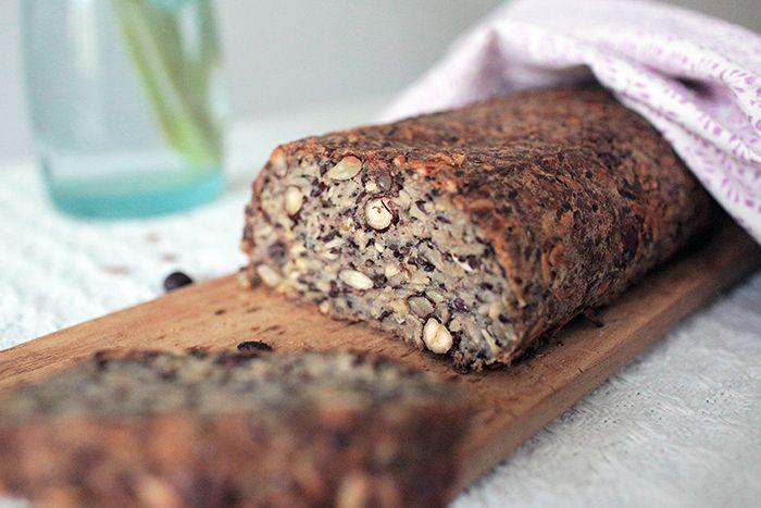Gluteiiniton leipä