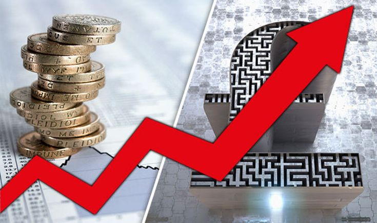 Pound to euro exchange rate: Sterling JUMPS against euro after tumultuous week
