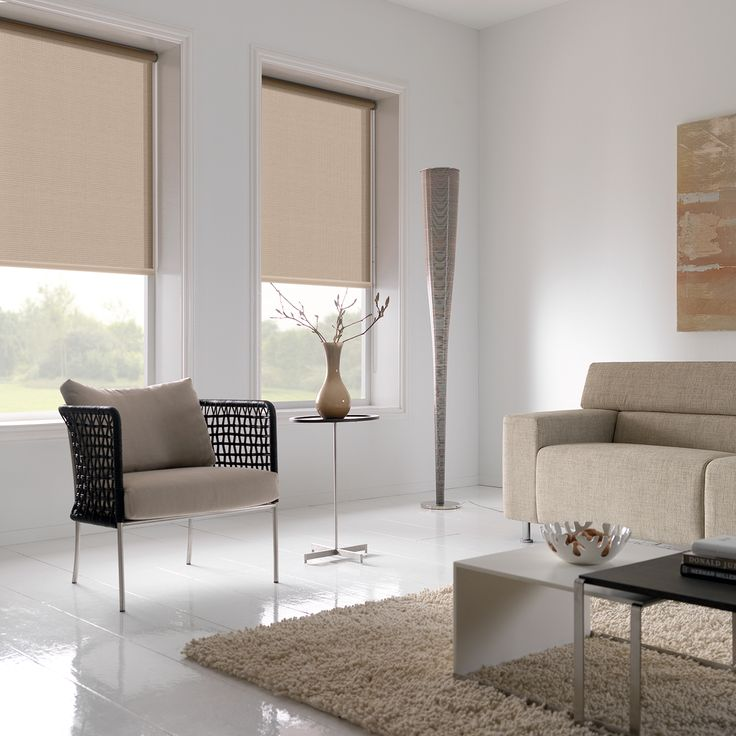 Save $57* on average on Luxaflex Roller Blinds. The Luxaflex Roller Blinds range has a variety of styles and options, such as Motorisation, including the Exclusive Qmotion Battery Operated Roller Blind.  You'll find a system to match your needs and style from Standard Chain Drive to Linked and Dual Roller Blinds, as well as options such as enclosed head boxes, side channels and more.