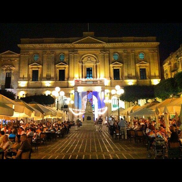 Bibljoteka Nazzjonali (National Library of Malta) in Valletta, #Valletta