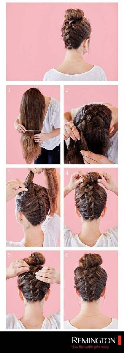 64+ Ideas Hairstyles For Medium Length Hair Tutorial Easy Step By Step
