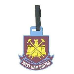 West Ham United FC. Luggage Tag by West Ham United F.C.. $15.90. Official Licensed Merchandise. West Ham United F.C.. Luggage Tag. WEST HAM UNITED F.C. Luggage Tag Official Licensed Product