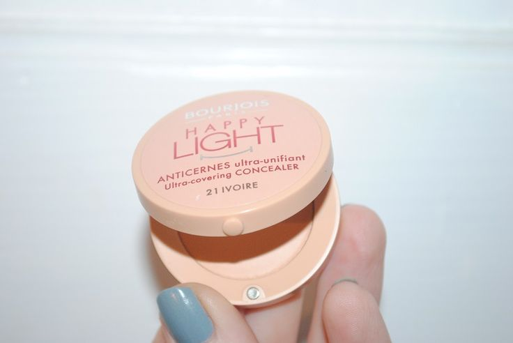 Big thumbs up for the Bourjois Happy Light concealer which I have finally gotten around to trying, and now wish …