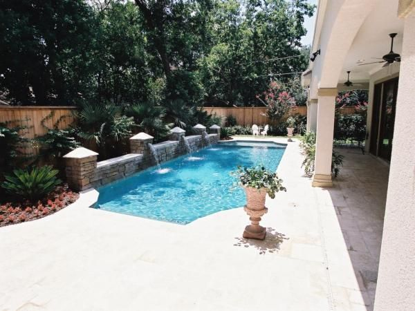 14 Best House Images On Pinterest Small Pools Small