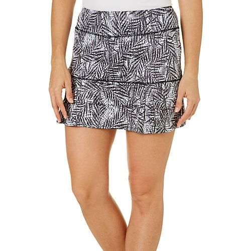 97602b46289 Reel Legends Keep It Cool apparel is perfect for any land or sea adventure!  This skort offers an elastic waist